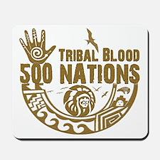 Tribal Blood Mousepad