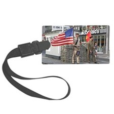 Checkpoint  Charlie Luggage Tag