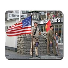 Checkpoint  Charlie Mousepad