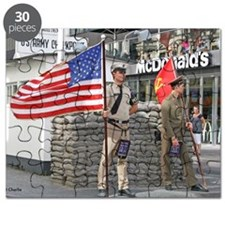 Checkpoint  Charlie Puzzle