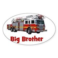 firetruck_bigbrother Decal