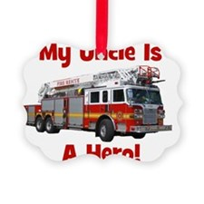 firetruck_isahero_uncle Ornament