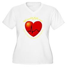 Wired4Life-3aTran T-Shirt