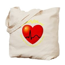 Wired4Life-3aTrans Tote Bag