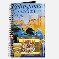 Beaver Wizz Beer Poster Journal