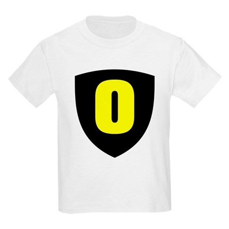 Number 0 Kids T-Shirt
