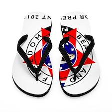BEAK_FREEDOM_300DPI_POSTER Flip Flops