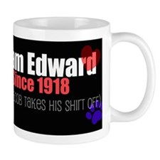 Team edwardd until jacob takes his shir Mug