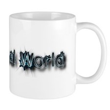Its Accrual WorldLarge Mug