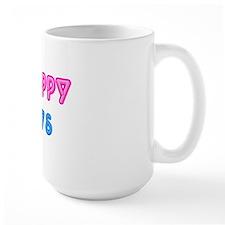 crappydayslettersonlyblackorwhite Mug