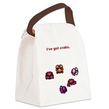 Crabs(SpreadShirt) Canvas Lunch Bag