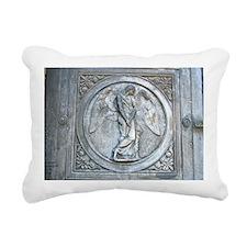 Engel Schinkel Rectangular Canvas Pillow