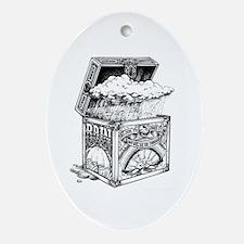 box_of_rain Oval Ornament