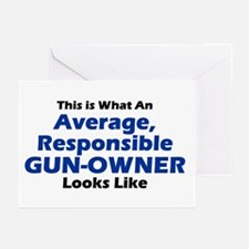 Gun-Owner Greeting Cards (Pk of 10)