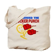 SuckerPunch Tote Bag
