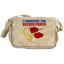 SuckerPunch Messenger Bag