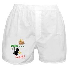 cake or death 1 Boxer Shorts