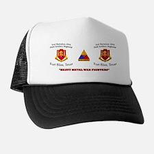 2nd Bn 29th FA Mug3 Trucker Hat