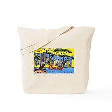 Monterey County California Tote Bag
