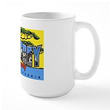 Monterey County California Mug