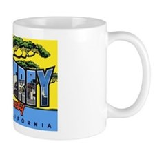 Monterey County California Mug