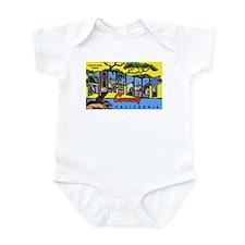 Monterey County California Infant Bodysuit