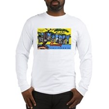 Monterey County California Long Sleeve T-Shirt