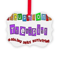 Occupational Therapist Ornament