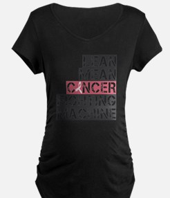 lean mean cancer fighting m T-Shirt