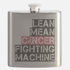 lean mean cancer fighting machine Flask