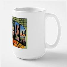 Denver Colorado Greetings Mug