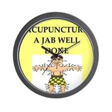 ACUPUNCTURE.png Wall Clock