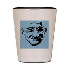 Ghandi-1-TIL Shot Glass