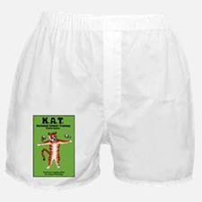 white_t_shirt_art_back_5 Boxer Shorts
