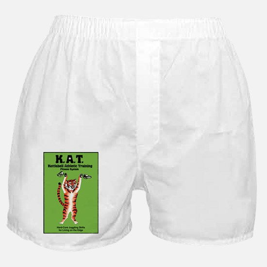 white_t_shirt_art_back_4 Boxer Shorts