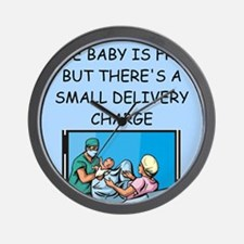 DELIVERY.png Wall Clock