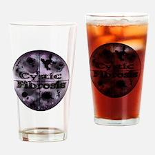 2-rifle sighting cystic fibrosis Drinking Glass