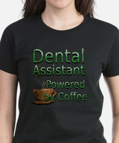 coffee dental assistnat Tee