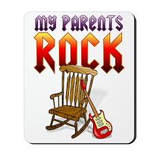 my_parents_rock Mousepad
