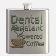 coffee dental assistnat Flask