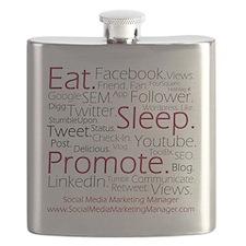 Social Media Marketing Manager Flask