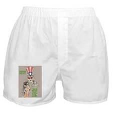 I CAN DO ANYTHING TO YOU Boxer Shorts