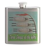 Sheep Flask Bottles