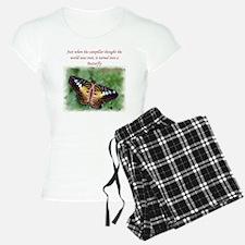 Butterfly BC Ribbon B Pajamas