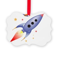 rocket Ornament