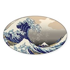 Hokusai_Great_Wave Decal