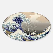 Hokusai_Great_Wave Decal