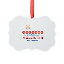 2-HOLLISTER Ornament