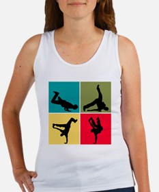 collage3 Women's Tank Top