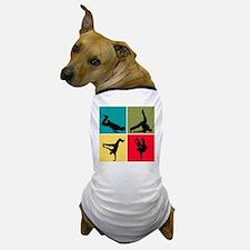 collage3 Dog T-Shirt